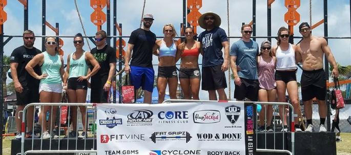 2017 Crossfit Up Dog Summer Challenge Recap